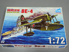 1/72  FIRE FOX BERIJEW RUSSIAN SEAPLANE  Model Plane Kit #G3