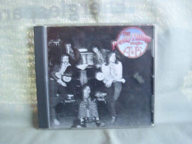 The Pretty Things- Singles A´s & B´s- SPV 1989 WIE NEU