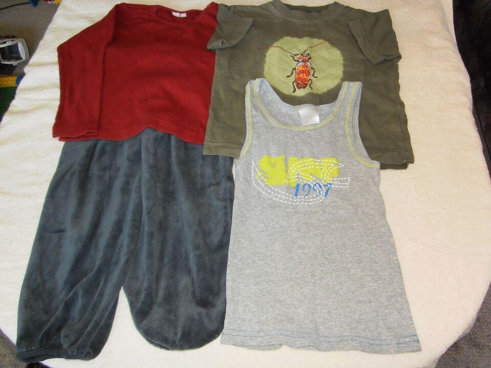 Blandet tøj, 4 dele, Mrk. som Little One