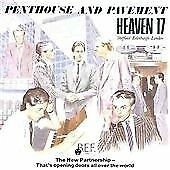 Heaven 17 - Penthouse and Pavement (CD 1987) FIRST ISSUE NEAR MINT