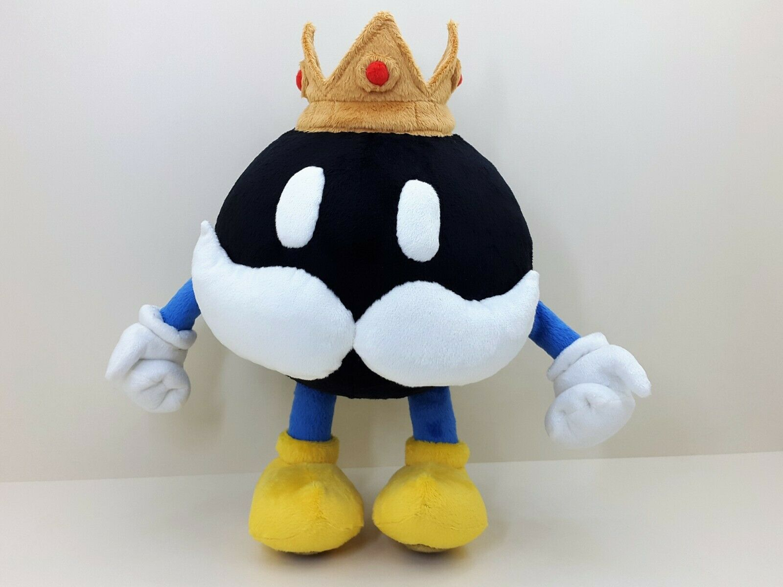 King Bob-omb Bob-omb plush Super Mario party paper mario