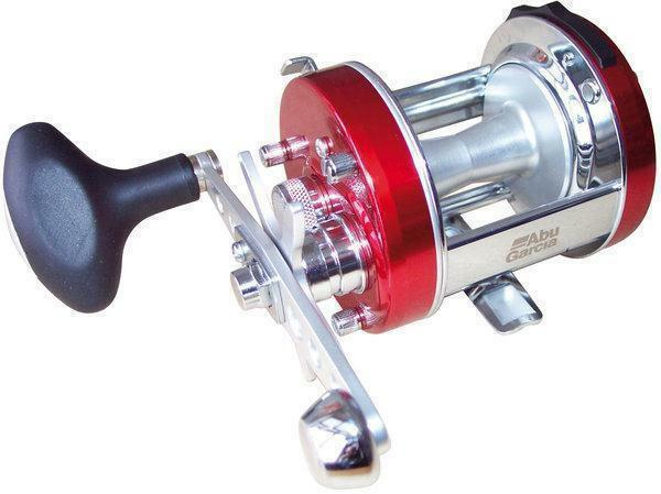 Abu Garcia 6500 CT Mag Hi Speed   Sea Fishing Multiplier Reel   1129943