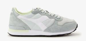 DIADORA-CAMARO-Sneakers-HIGH-RISE-LIMESTONE-amp-WHITE-US-10-5-BNIB-New-Retro