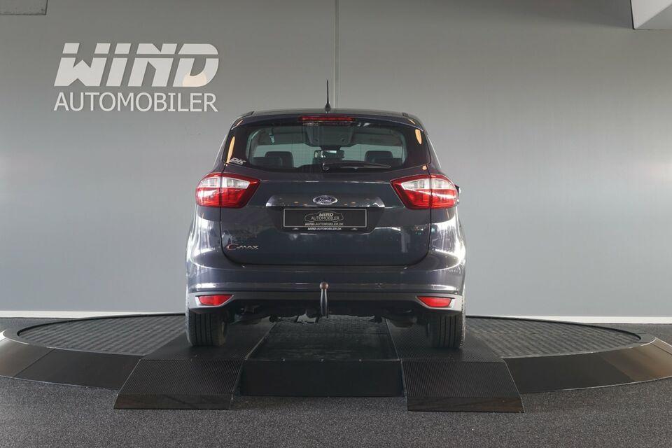 Ford C-MAX 1,6 TDCi 115 Titanium Diesel modelår 2013 km