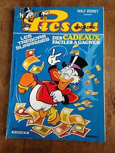 picsou-magazine-140-1983-edi-monde-walt-disney-1ere-serie