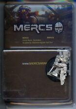 MERCS Keizai Waza Demolition Miniature MINT Mercsminis