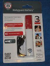 Champ RCEPB22FL Cell Phone Charger Emergency Personal Alarm Flashlight, New!