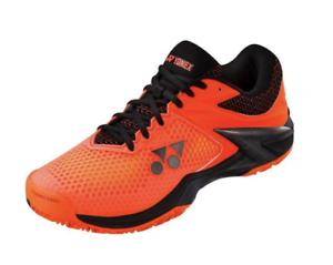 orange//noir YONEX Men/'s Power Coussin eclipsion 2 Ltd Edition Chaussures de Tennis
