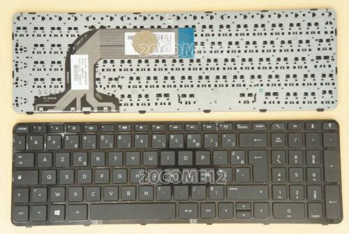 NEW FOR HP 17-e041sf 17-e042ef 17-e042sf 17-e043sf Keyboard Frame French Clavier