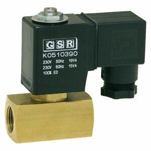 Lift Safety Valve Type A5256/1002/032 3/8 -0, 4-4 BAR / 230V