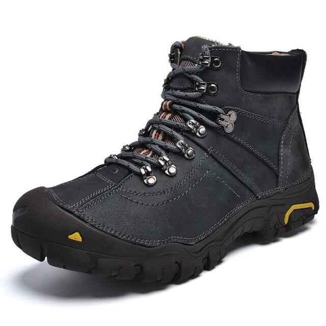 f7c8a0a9562 Waterproof Men's Hiking Shoes Trekking Shoes Climbing Walking Boots Sneakers