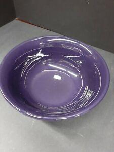 FIESTA-Fiestaware-HLC-Medium-Vegetable-Serving-Bowl-9-1-2-034-PURPLE