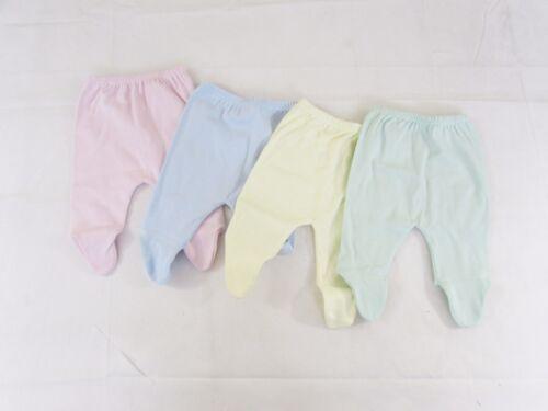 6 Ghettine NAZARENO GABRIELLI colorate neonato corredino cotone NG 230