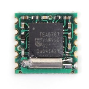 2PCS-TEA5767-Philips-Programmable-Low-power-FM-Stereo-Radio-Module-For-Arduino