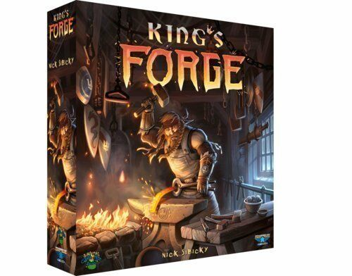 King's Forge by Game Salute  k9J