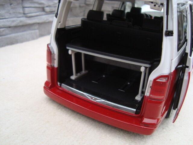 1 18 VW T6 Bus Multivan mit 19 Zoll Audi Audi Audi S-line Echt Alu Felgen Tiefer Tuning    Hochwertig  561d76