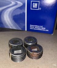 Gm 12 Npt Intake Manifold Plug 38 Square Inverse Camaro Corvette Chevelle