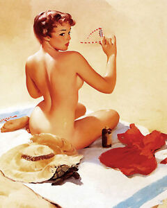 Was Classic pin up girls nude accept