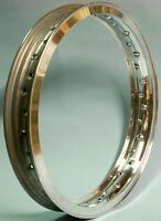wheel rim like borrani record alloy aluminium WM3 2,15 x 19 holes 40
