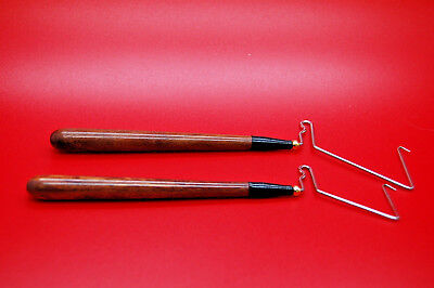 2 Models Fly Fishing Tying Tool Whip Finisher Rotating