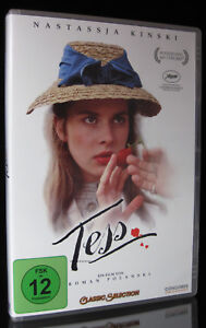 DVD TESS - KOSTÜMEPOS VON ROMAN POLANSKI mit NASTASSJA KINSKI und PETER FIRTH
