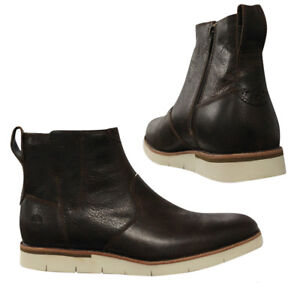 Plain Toe Zipped Hills Leather Chelsea h Timberland Boots Preston A1jph Mens W 6xtgwq6S