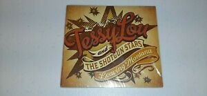 Leaving Montana by Tessy Lou And The Shotgun Stars (Audio CD, 2012) New Sealed
