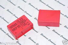 1pcs-WIMA MKP10 0.22uF (0,22µF) 2000V 5% pitch:37.5mm Capacitor