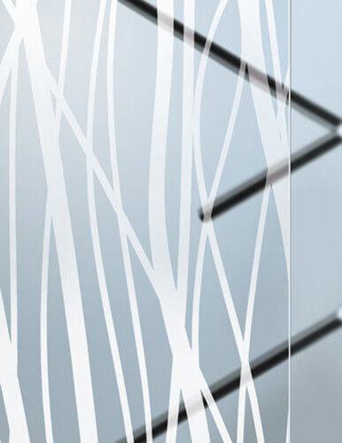 MADRAS ® Dekorglas Fili Maté Design 5mm 8mm Glasscheibe Dekor Glas