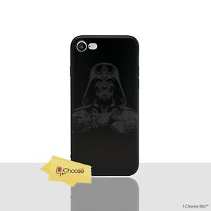 Star-Wars-Custodia-Cover-per-IPHONE-6-6s-piu-5-5-034-3D-in-Gel-Darth-Vader