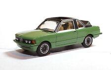 BUB BMW 320 Baur Cabrio grün Metall, 1:87 H0 Lim. 1000 Stück Edition 2012 08851