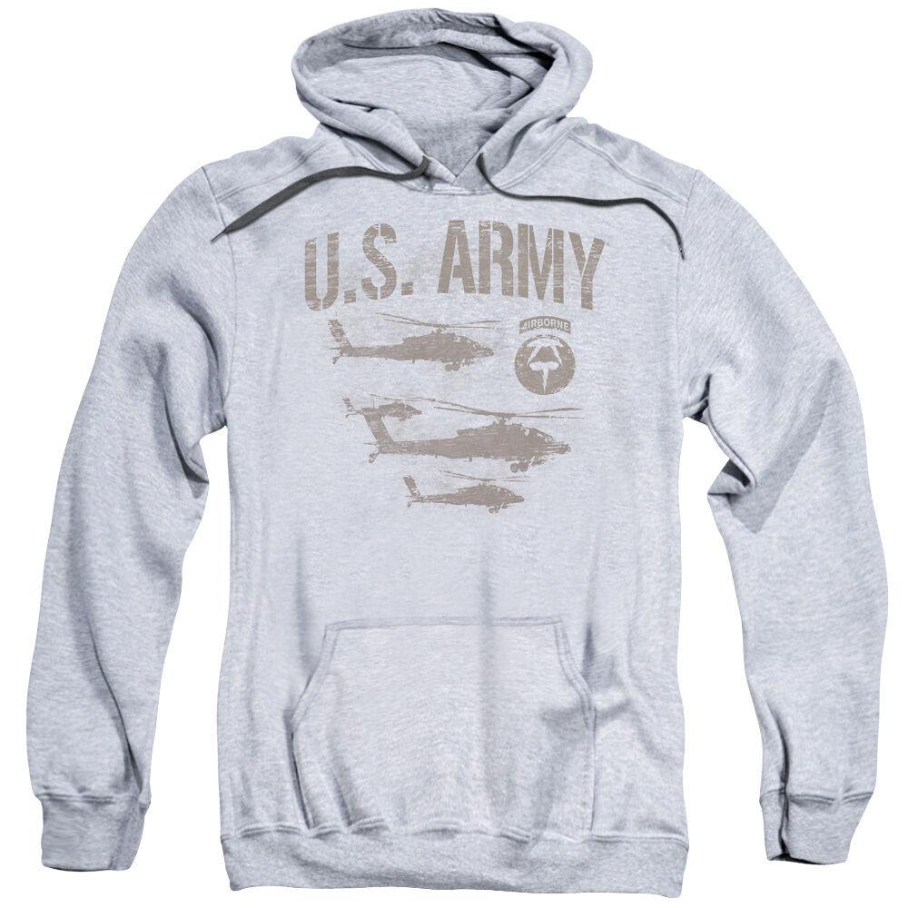 U.S. Army AIRBORNE Vintage Style Licensed Sweatshirt Hoodie