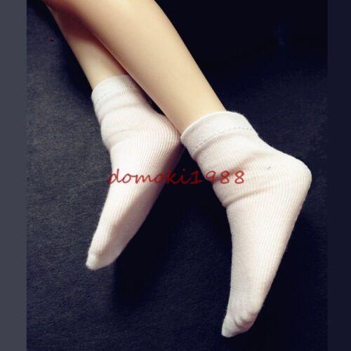 White black stocking Socks Clothes for 1//6 1//4 1//3 Uncle SD BJD DOLL Dollfie/_C