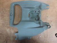 322883 Johnson Evinrude Tiller Model Steering Bracket Brand 391475-394343