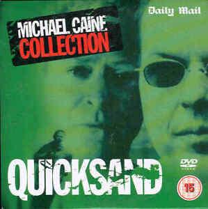 QUICKSAND-Starring-Michael-Caine-DVD