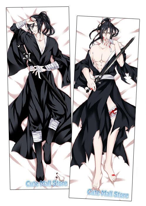 New Anime Dakimakura Yoko Littner Japanese Hugging Pillow Cover ADP67087