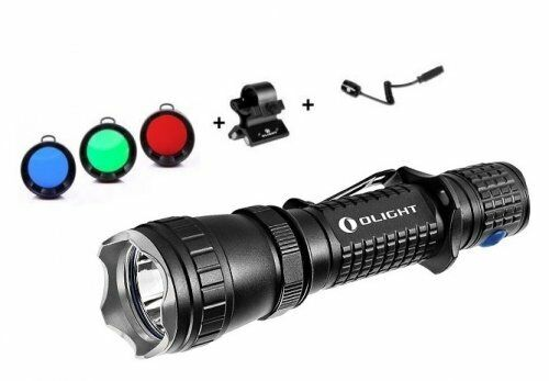 Olight m20sx javelot torcia LED Hunting Set [classee di efficienza energetica A]