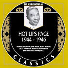 1944-1946 by Hot Lips Page (CD, Classic Records)
