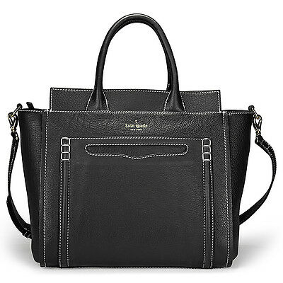 Kate Spade New York Claremont Drive Marcella Crossbody Bag - Black