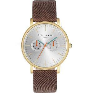 Ted-Baker-de-caballero-BRIT-Reloj-te10031497-NUEVO