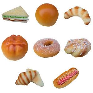 Realistic Artificial Bread Kitchen Food Pretend Bakery Showcase Display PICK
