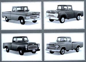 Ford Vs Dodge >> Details About 1960 Chevrolet Pickup Vs Dodge Ford Ihc Dealer Promo Film Mp 4 Cd Format