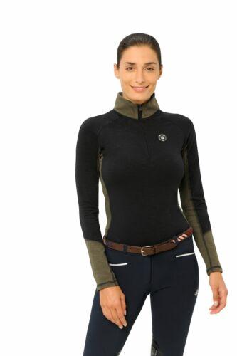 Spooks Sport Shirt Tilda Navy Olive