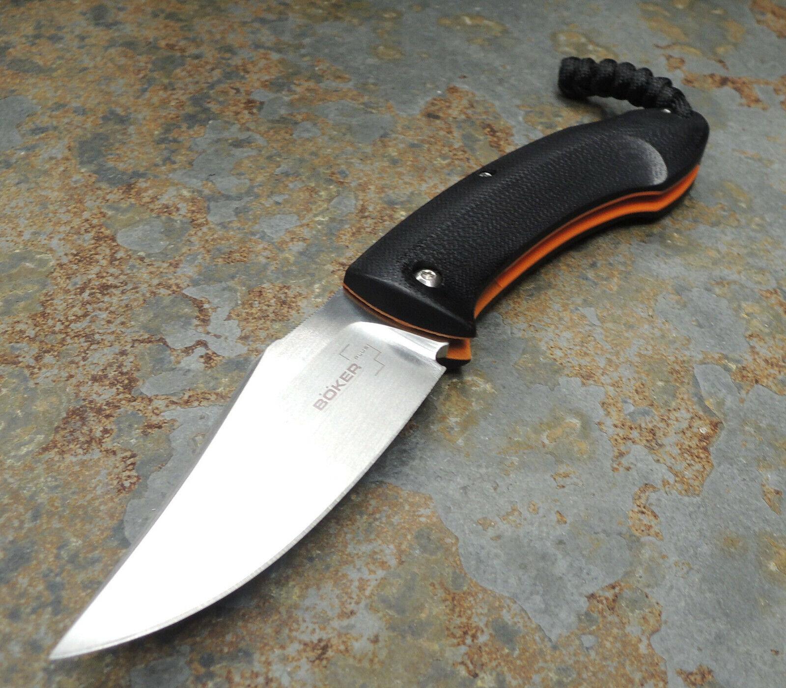 Böker Plus Messer Messer Messer FRELON Taschenmesser VG-10 Stahl G10 Raphael Durand 01BO265    Shopping Online  672e62