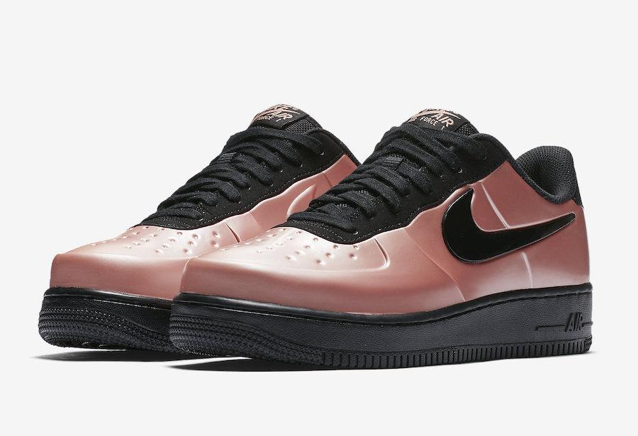 Nike foamposite pro cup uomo numero 13 scarpe aj3664 600 600 aj3664 corallo nero nuovo stardust d1a240