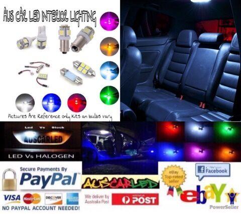 jeep cherokee 1995 Interior light LED upgrade kit bright white bulb globe