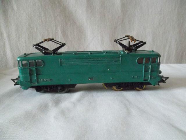 Locomotive Jouef BB 9201