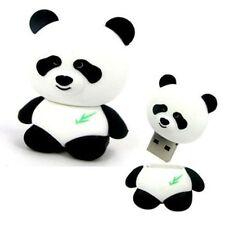 New 8GB Cute Panda model USB 2.0 Flash Memory Stick Pen Drive High Qualtiy