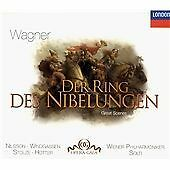 Wagner: Der Ring des Nibelungen - Great Scenes (1998) Solti/VPO