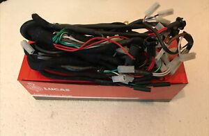 TRIUMPH T140 TR7 BONNEVILLE 1974-1978 Main Wiring Harness Free Uk Postage